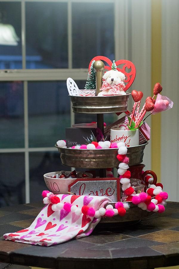 Valentine's decor
