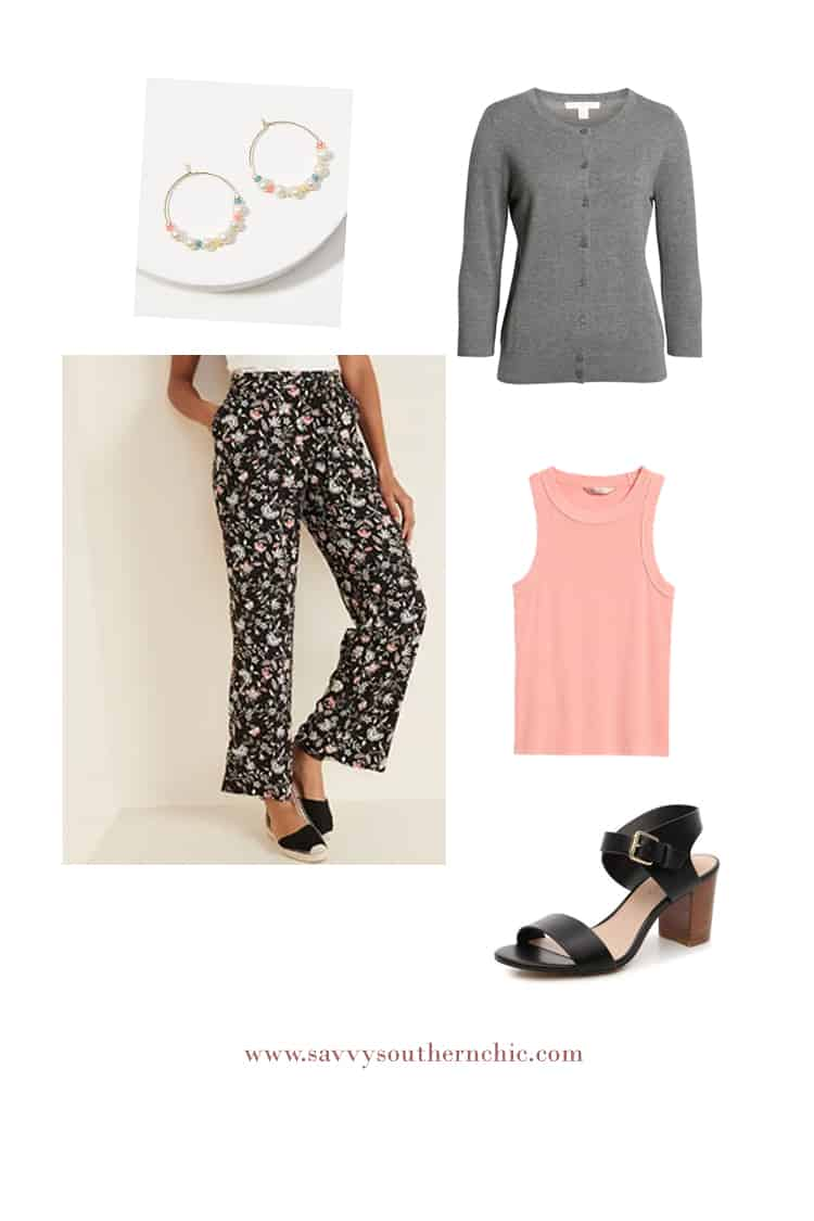 Mother's day brunch or lunch outfit