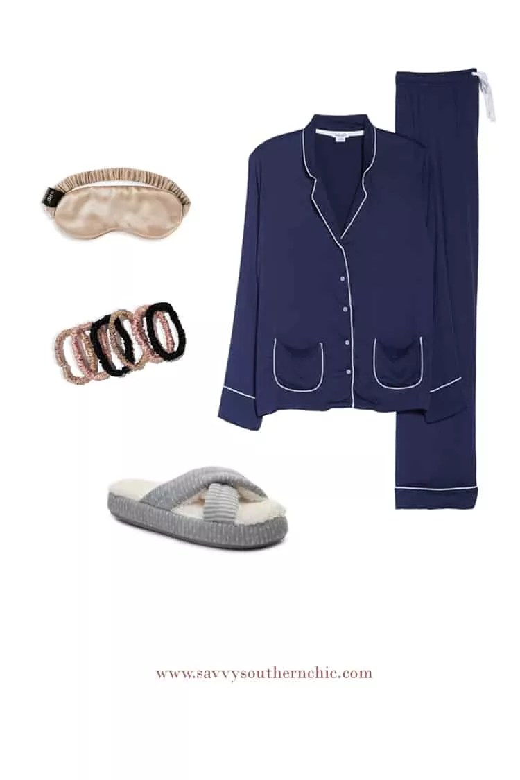 Mother's day breakfast in bed outfit idea/ stay at home loungewear