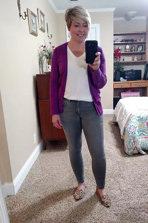 work at home casual outfit