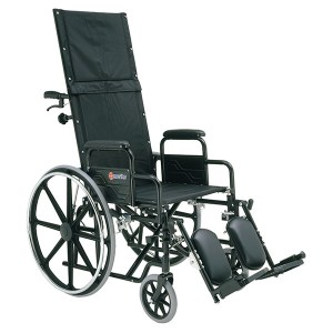 Full Recline Wheelchair