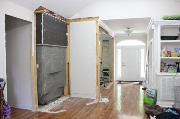 Patching hardwood Floors