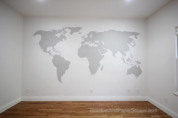 Image Result For How To Make A Projector Screen On A Wall