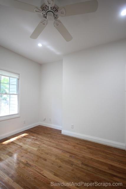 Blank Slate for Girls Room