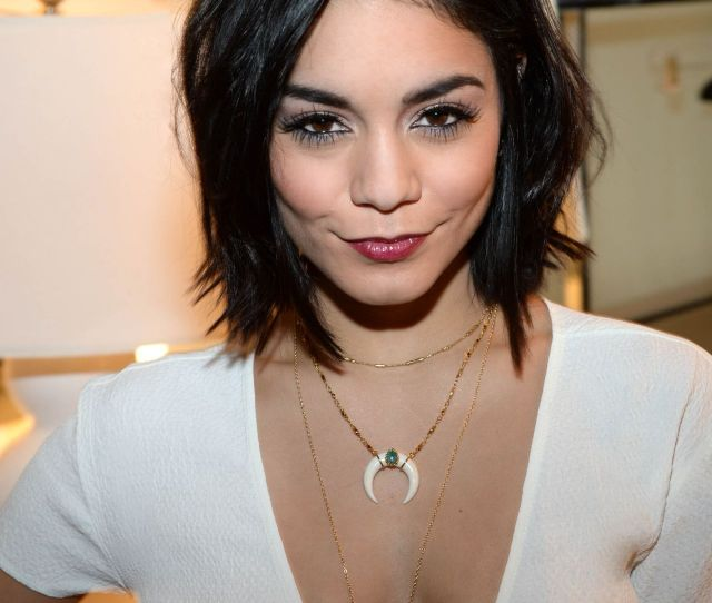 Vanessa Hudgens At The View In Nyc 3