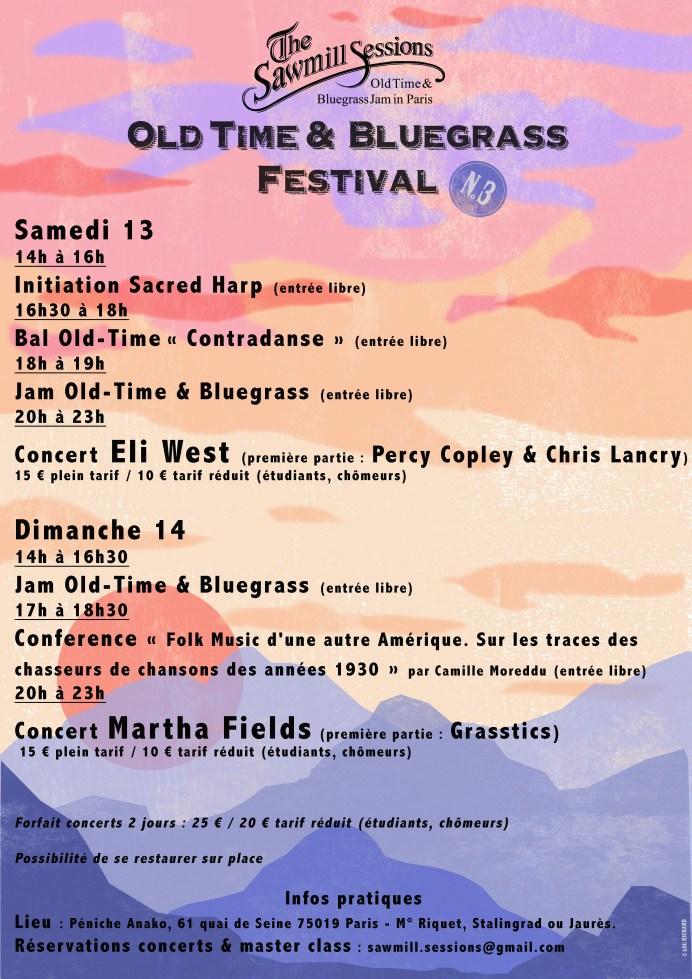 verso affiche festival