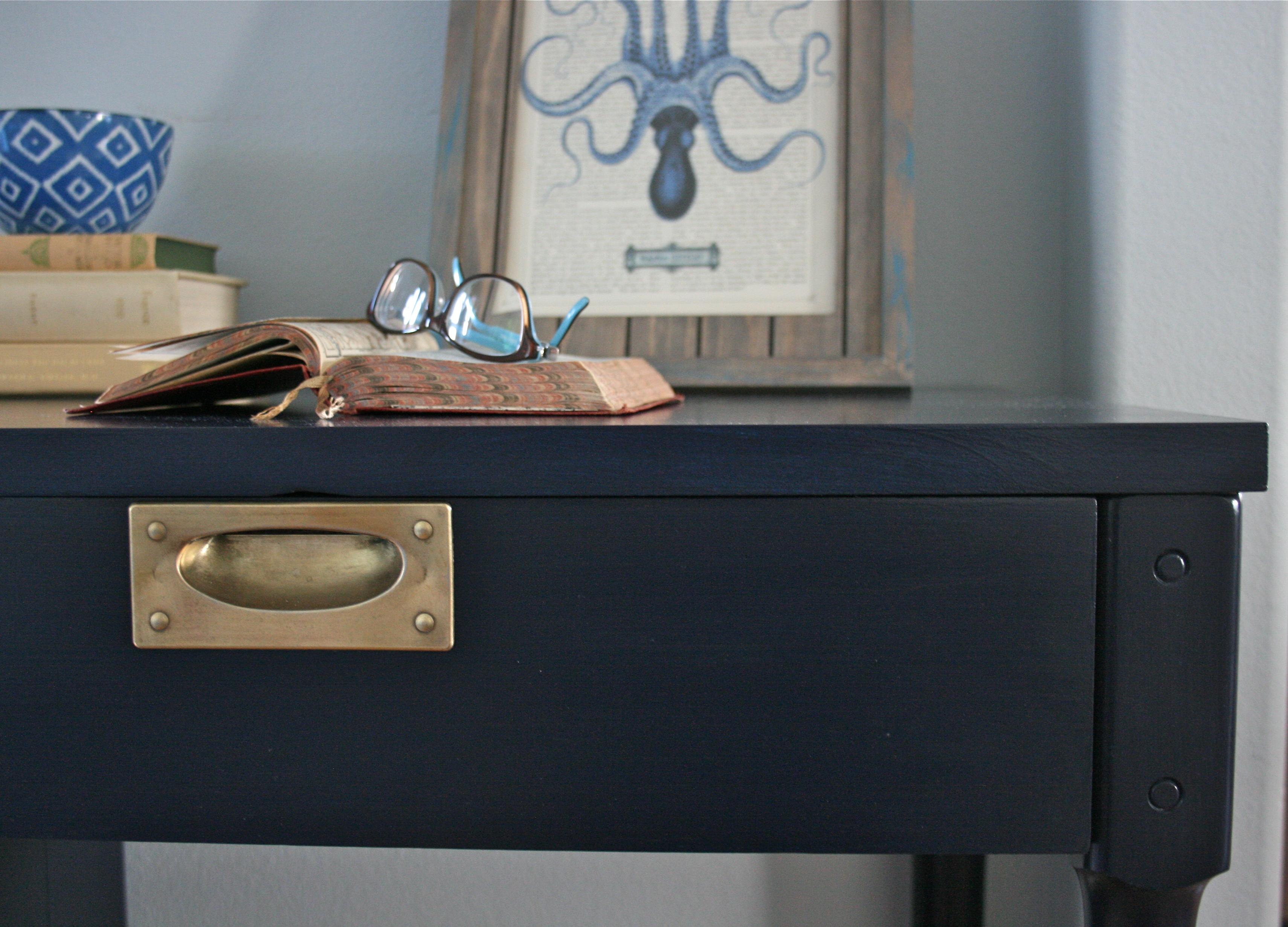 shores accessories desk blue pine rustic desks products