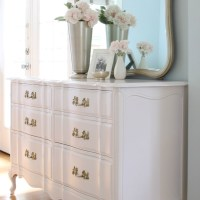 """Silky Smooth"" French Provincial Dresser"