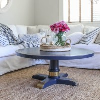 Adjustable Drexel Coffee Table Makeover