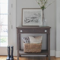 How to Create A Reclaimed Wood Finish With Milk Paint