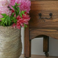"Antique Oak Chest of Drawers ""As Found"""