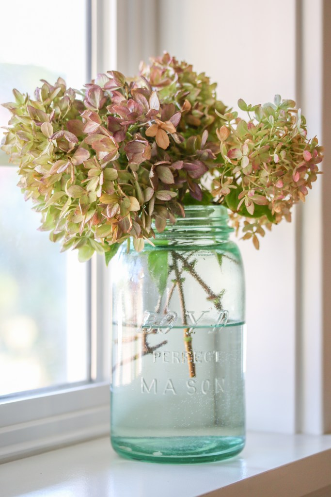 Decorating with Mason Jars - Saw Nail and Paint