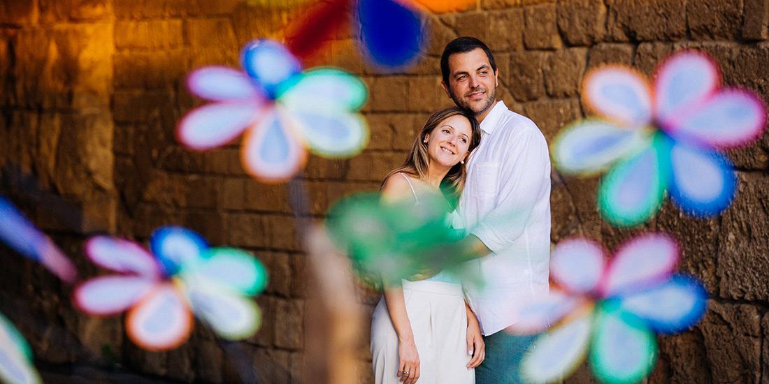 Sawrini Engagement Photos