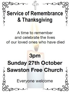 Remembrance Service - click for full size