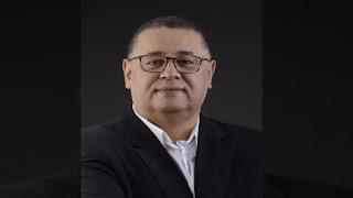 صورة الوفا رئيس المجلس الجماعي المشور القصبة يعزي في وفاة والدة وهبي الأمين العام لحزب البام
