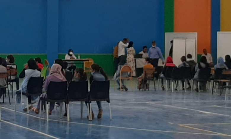 صورة فيروس كورونا: السلطات الإقليمية بشيشاوة تطلق حملة تطعيم واسعة للأطفال ما بين 12 و17 عاما