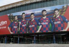 نجوم فريق برشلونة
