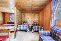 Cabin 10 Twin Beds