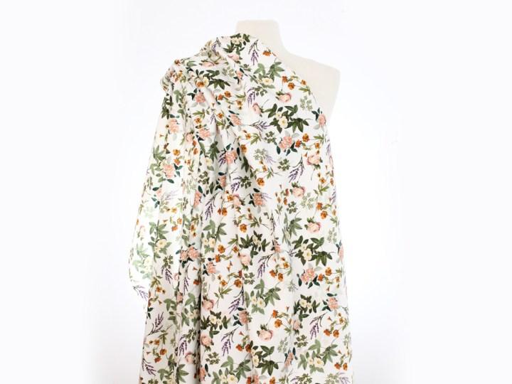 Floral Toss