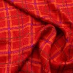 Scarlet Plaid