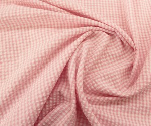 Seersucker – Pink