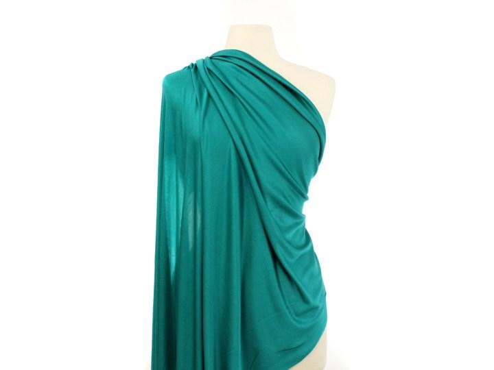 SilkKnit – Green Teal