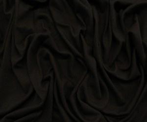 CrepeJersey – Black