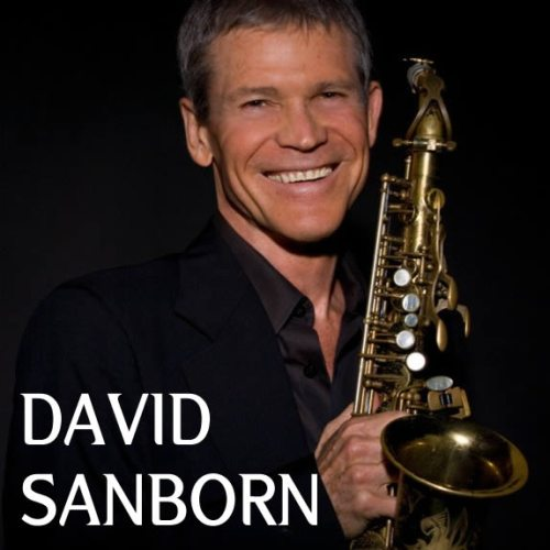 david sanborn backing tracks