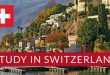 بورسیه تحصیلی مقطع دوکتورای کشور سویس سال ۲۰۱۷