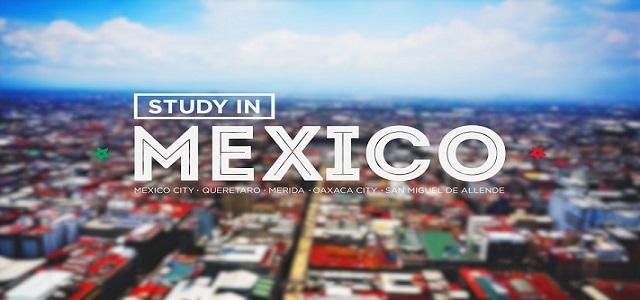 بورس های تحصیلی مقاطع دوکتورا و ماستری کشور مکزیک ۲۰۱۸