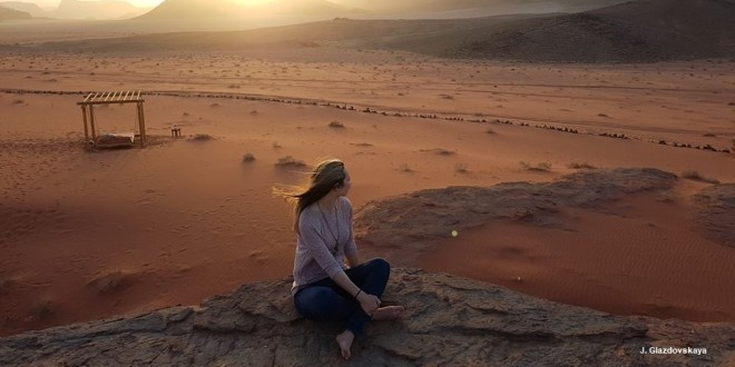 آشنایی با جاذبه های دیدنی و گردشگری کشور اردن