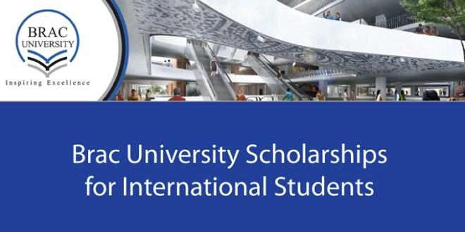 بورس های ماستری دانشگاه برک بنگله دیش (BRAC University)