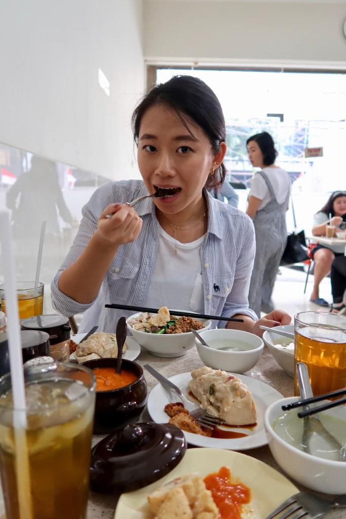 Bakmi Orpa, Jakarta Layover
