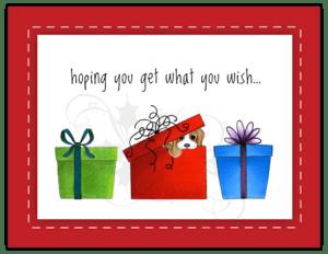 CXM 28 - gift box surprise