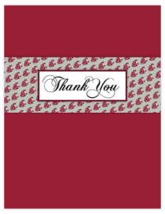 CG 13c - logo panel 'thanks'