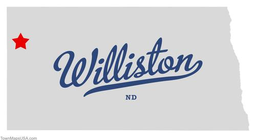 map_of_williston_nd