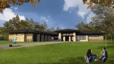 north dakota governors residence