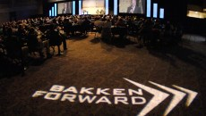 The 24th annual Williston Basin Petroleum Conference opened on Tuesday, 5-24-2016 as oil and gas leaders and exhibitors gather at the Bismarck Event Center for the three day industry event.