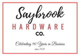 Hardware Store | Old Saybrook, CT | Saybrook Hardware Co.