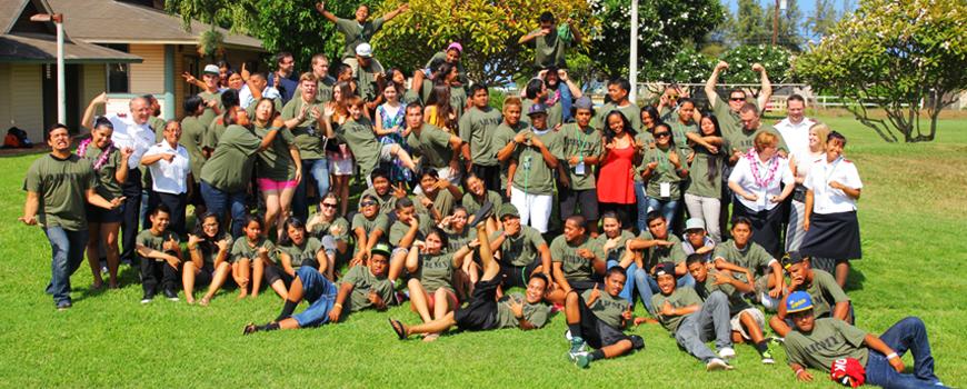 "Hawaii Corps Cadet Retreat (Nov 2012) ""Battlefield"" REVIEW!"