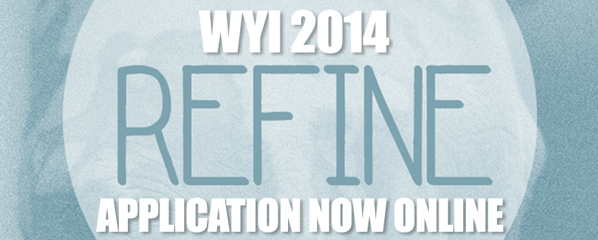 WYI APPLICATION NOW AVAILABLE