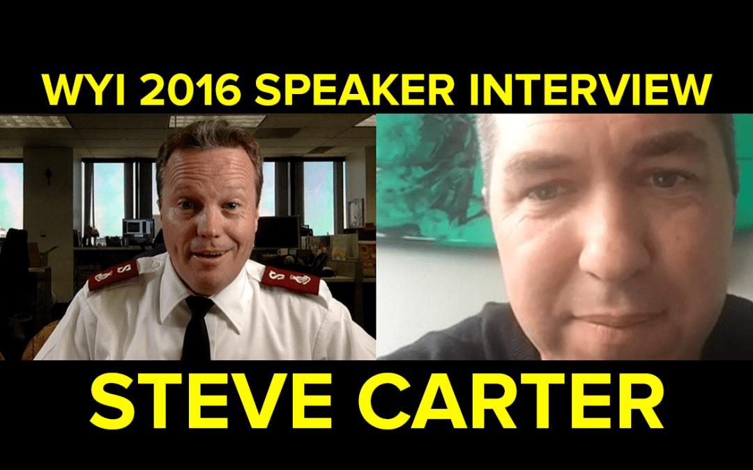 WYI 2016 Speaker Interview