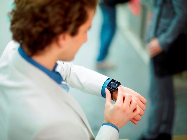圖3_SmartWatch 2 集合Sony專業科技與設計、one-touch分享功能與頂級機身結構