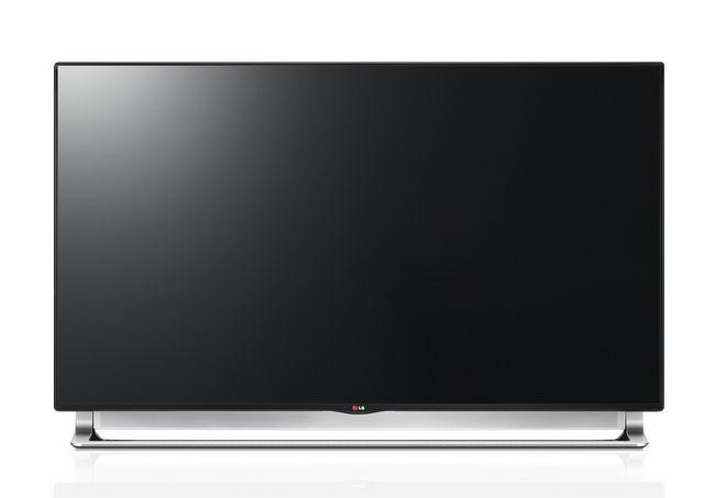 LG Ultra HD TV 超高畫質電視全面優惠再送限量好禮,圖為65和55型(型號LA970T)