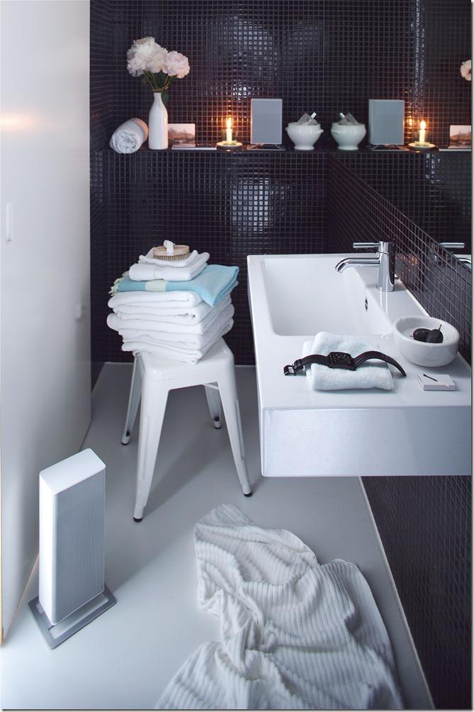 Anna陶瓷電暖器由瑞士知名鬼才設計師Matti Walker設計,簡約造型為空間升級 擺放在家中任一角落都自在有型
