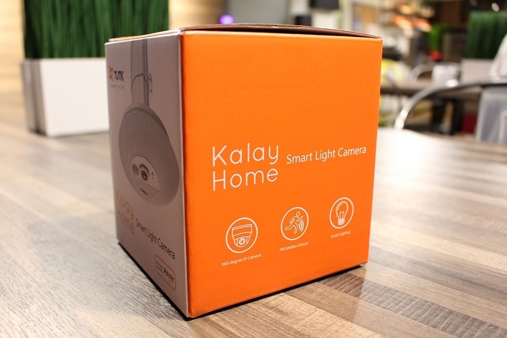 TUTK 智慧照明攝影機 IP Cam