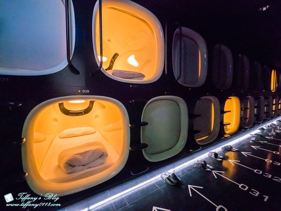 [日本住宿]成田機場9小時膠囊旅館/9h nine hours成田機場飯店推薦/紅眼班機住宿推薦