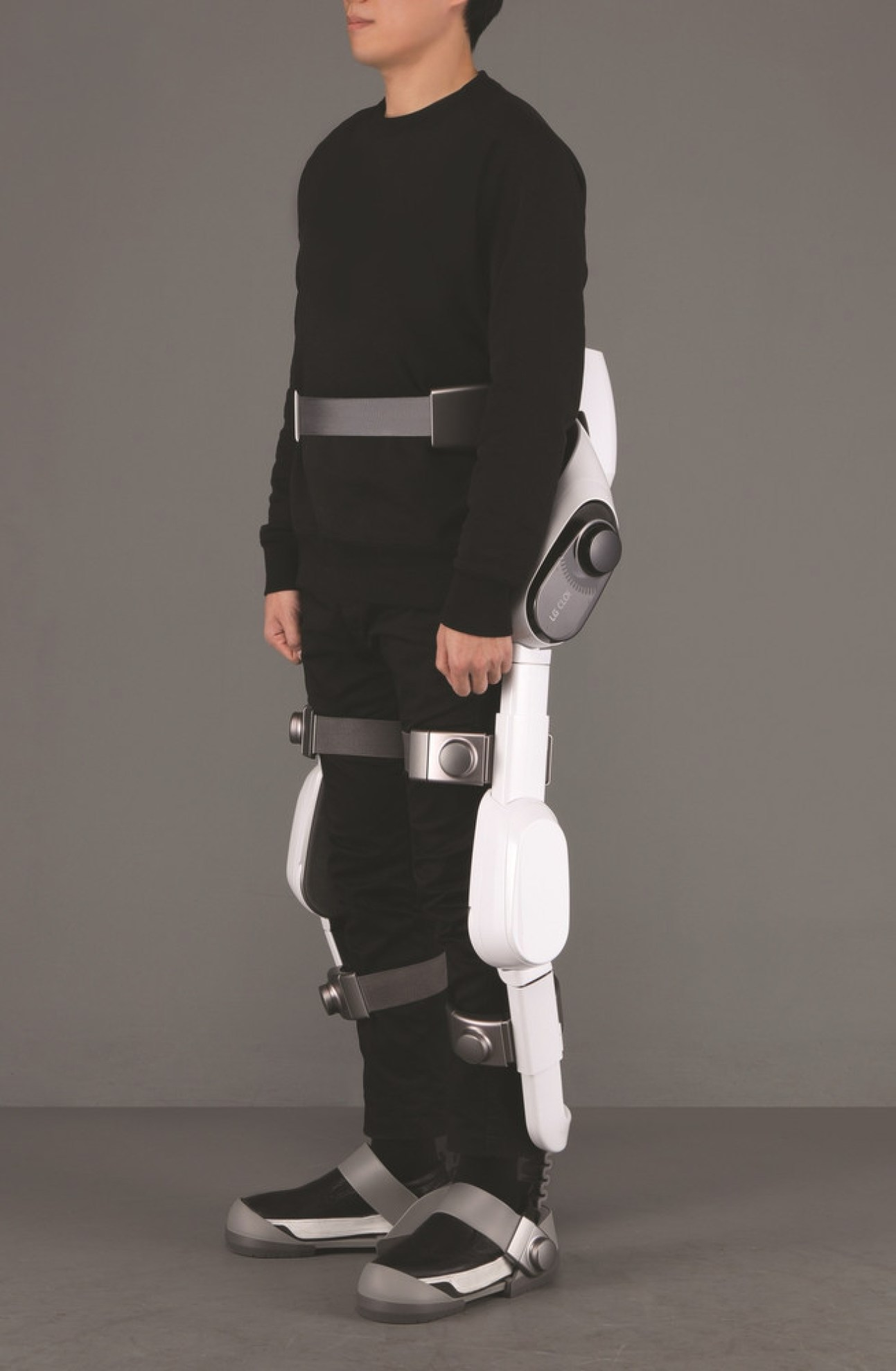 LG CLOi SuitBot Standing Front