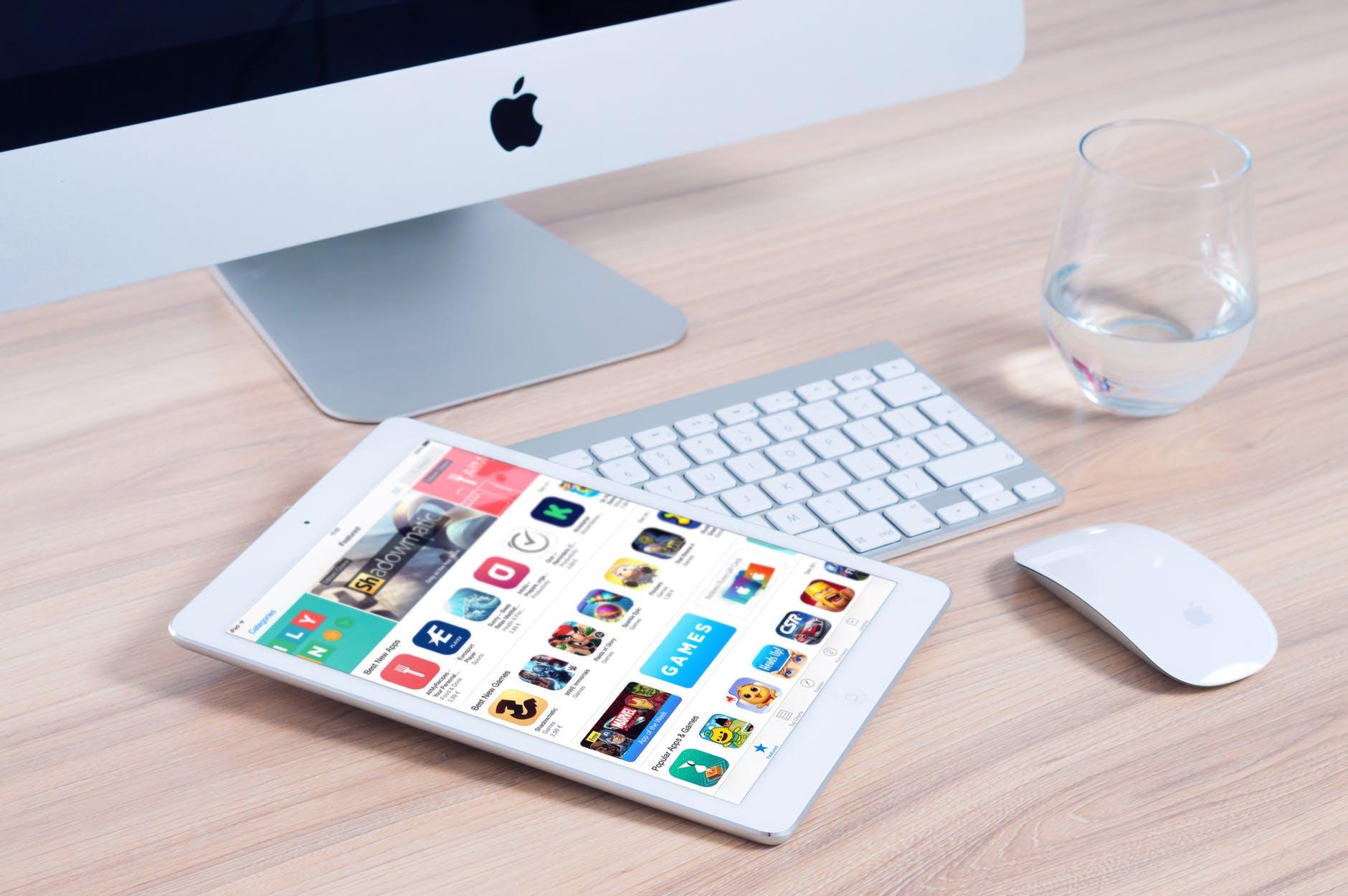 apple office internet ipad