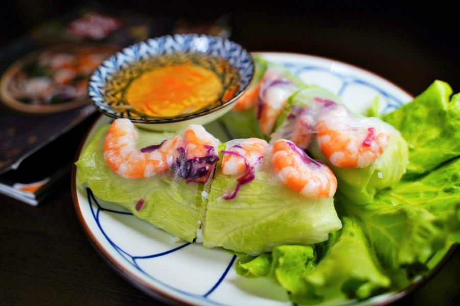 越好吃越南料理 台中美食 大里 必吃 親子旅遊 越式 推推鍋 火鍋
